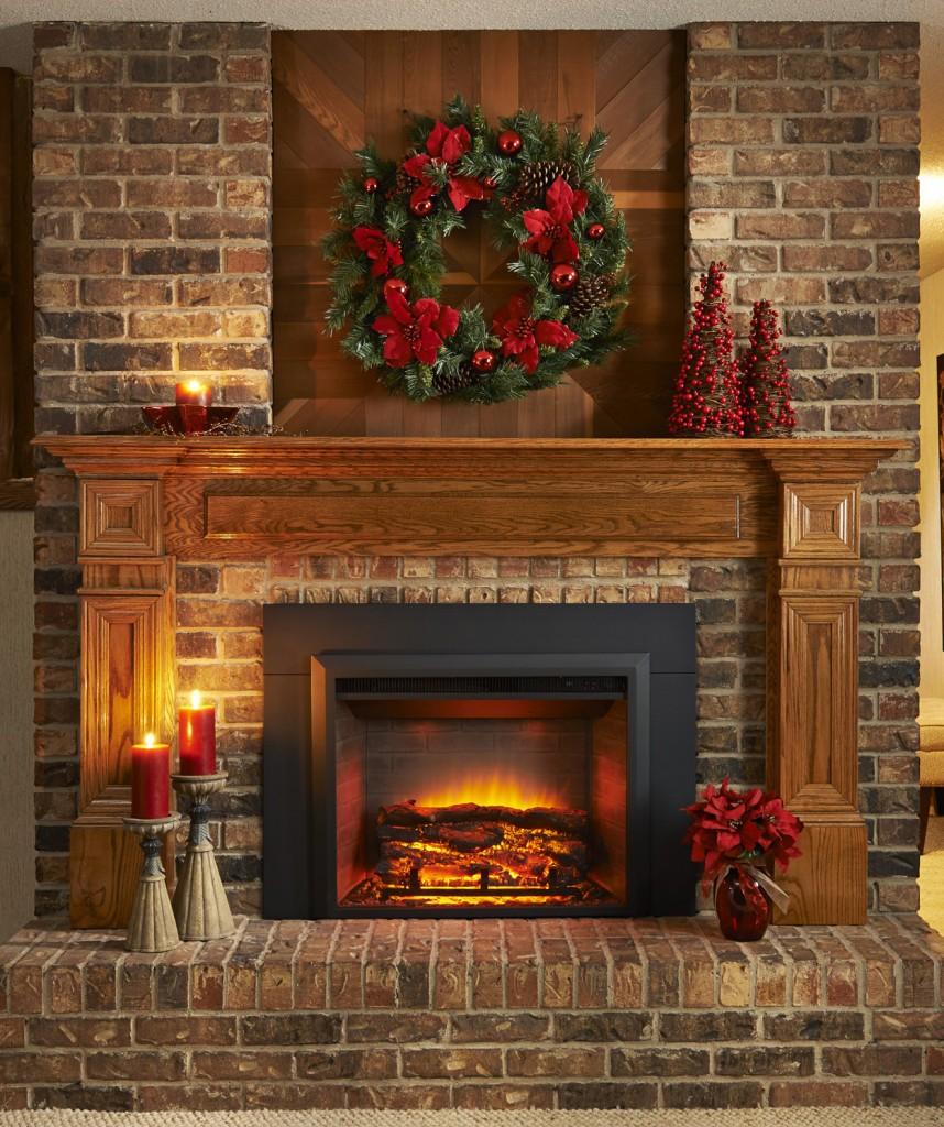 Keller Fireplace Insert
