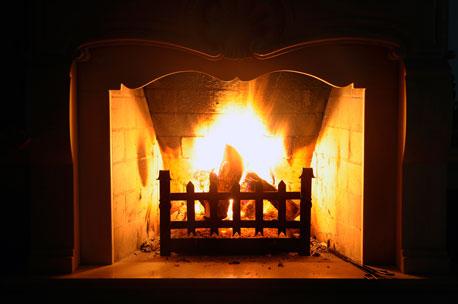 Keller - Fireplace