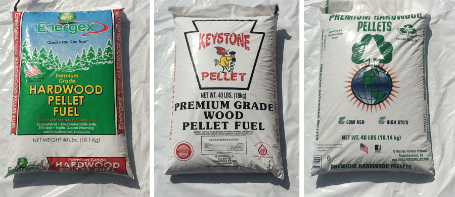 Keller Wood Pellet Brands