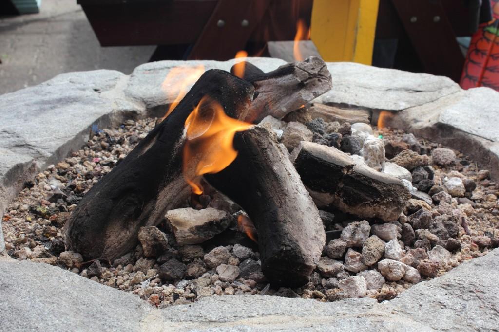 Keller Gas Logs